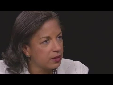Susan Rice: Netanyahu visit 'destructive'