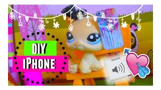 Littlest Pet Shop DIY: iPhone 5♥