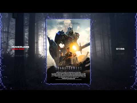 Soundtrack - Transformers 4: La Era De La Extinción (Linkin Park - Powerless)