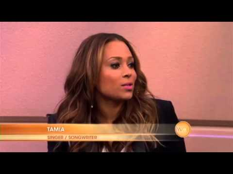 Tamia Performs 'Give Me You' Live