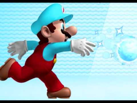 New Super Mario Bros Wii: poderes