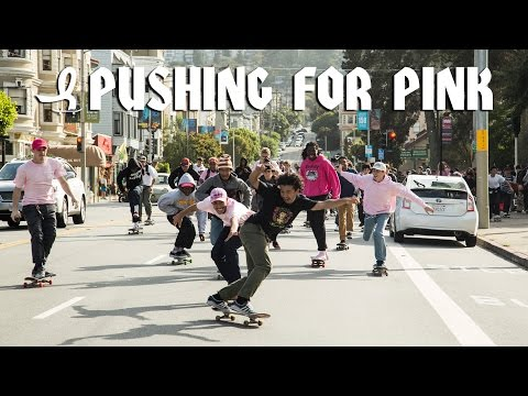 Pushing For Pink '16