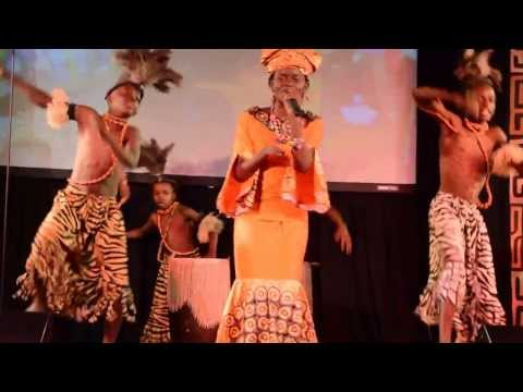 Watoto Children's choir- Beautiful Africa!