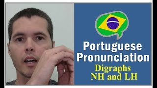 ? How To Pronounce NH and LH in Portuguese | #TeacherRicardoFilgueira