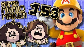 Super Mario Maker: Span of The Simpsons - PART 153 - Game Grumps