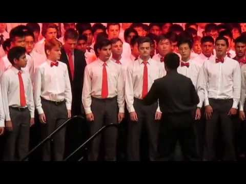 """I'm A Believer"" (N.Diamond), Melbourne High School, 20th March 2014"