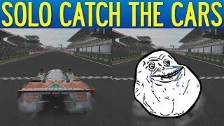 Forza 7│How To Do Catch The Cars With No Friends!
