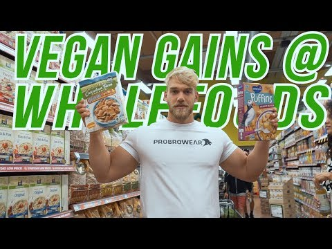 ALL VEGAN GROCERY HAUL AT WHOLE FOODS 2018