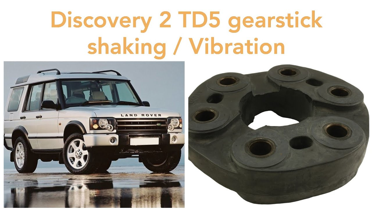 Gear Stick Vibration Discovery 2 Td5 Gear Stick