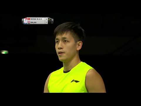 Total Bwf World Championships 2017 Badminton Day 1 M4 Ms