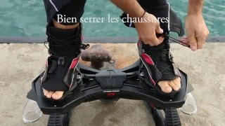 Tutoriel: Pro Series Flyboard® FRANCAIS