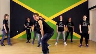 Choreografia: AIDONIA - DONT USE MOUTH - Ragga Hammers / Bartek Marszalek Choreography