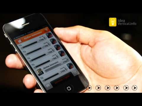 Voxer, una Aplicacion Walkie talkie para tu Iphone o Android.
