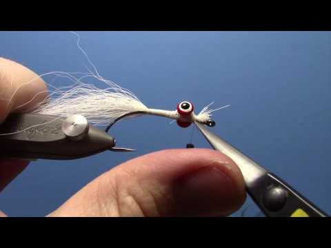 Fly Tying with Ryan - Clouser Minnow