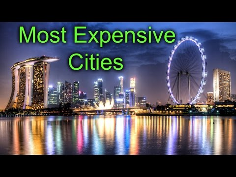 Top 5 Most Expensive Cities In The World