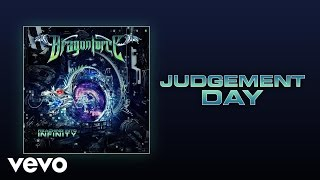 DragonForce - Judgement Day (Official Audio)