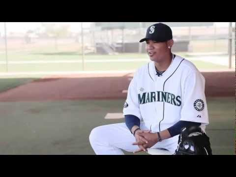 Felix Hernandez - ALWAYS ON @ 2012 Spring Training