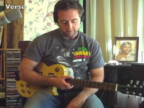 Green Day Fell For You How to Play on Guitar