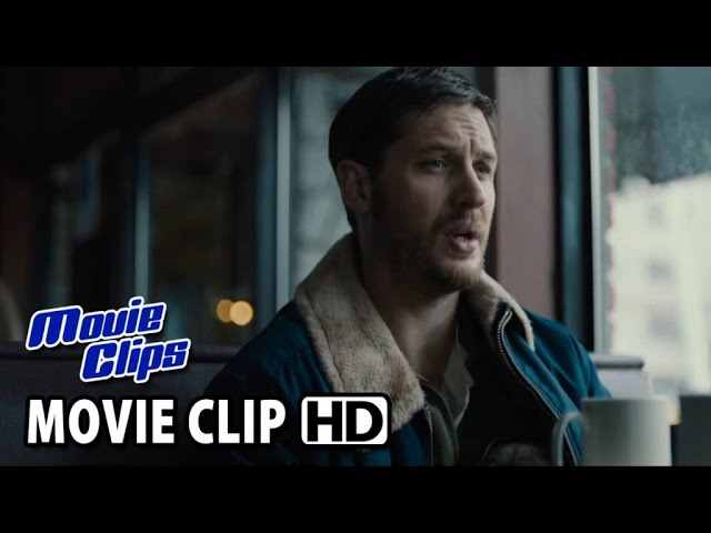 THE DROP: 'You Never Ask About It' Offcial Movie Clip (2014)