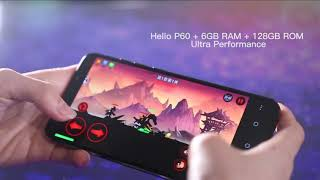 """New Smartphone LEAGOO S10 4G 6.21"""" 19:9 Display Android 8.1 6GB RAM 128GB ROM Review"""