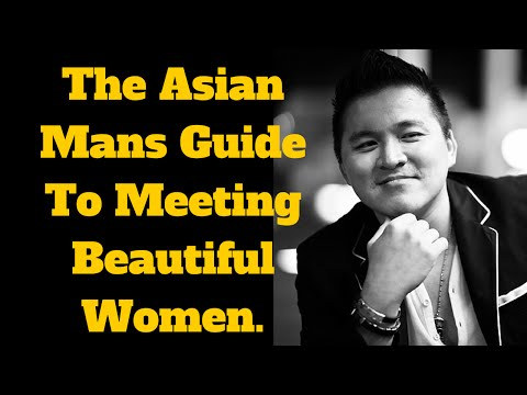 JT Tran: The Asian Mans Guide To Meeting Beautiful Women And Dating