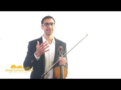 Geigenunterricht Online für Erwachsene mit Antoine Morales / Geigenlehrer, Geige lernen, Bratsche