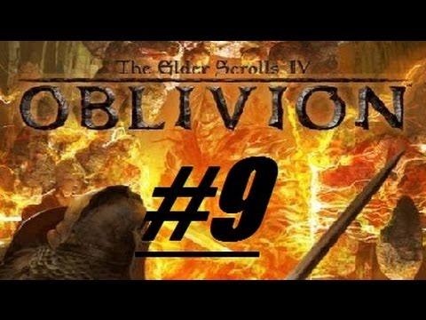 TES IV Oblivion #9 - Охота на охотника.