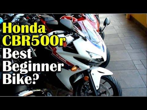 Honda CBR500r Best Beginner Motorcycle vs Kawasaki Ninja 300 vs Honda CBR250r
