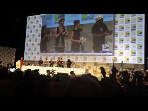 The Avengers Panel at San Diego Comic-Con 2014
