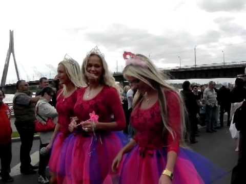 GO Blonde 2011, Riga.MOV