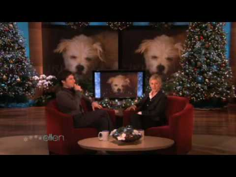 Zach Braff Interview on Ellen (2009-12-07)