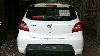Tata tiago XT petrol white colour user review