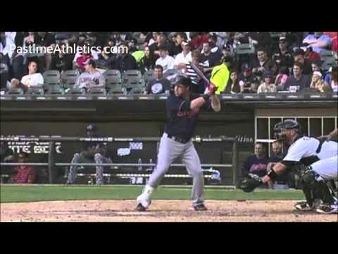 JASON KIPNIS Home Run Baseball Swing Slow Motion Hitting Mechanics Analysis Instruction MLB