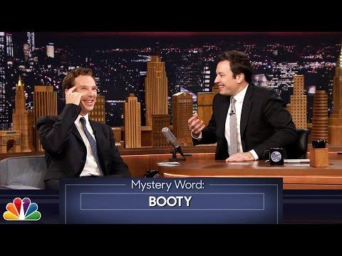 Three-Word Stories with Benedict Cumberbatch