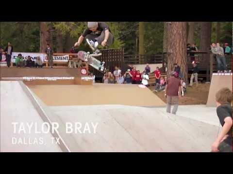 GNARLY! Taylor Bray