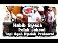 Habib Syech Peluk Jokowi, Tapi Ogah Dipeluk Prabowo! Siapa yang Ditolak Ulama Pikir Sendiri