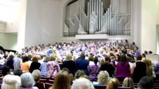 BPC Alumni Choir - Canticle of Hope.mov