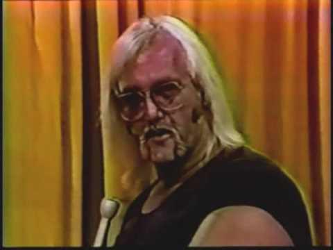 Terry Boulder Promo vs Ron Bass (CWA 7-21-79) Classic Memphis Wrestling