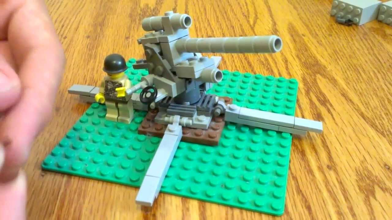 LEGO German Artillery - Bing images