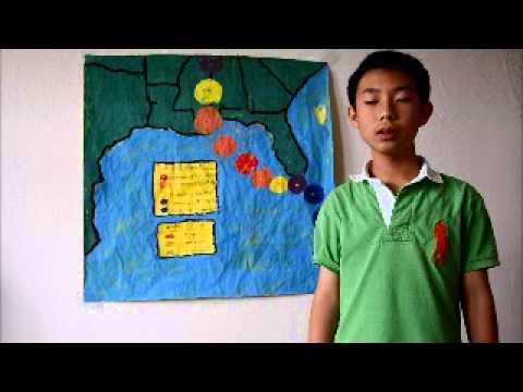 W Hooker School 6B Qihao Nie Project 2013
