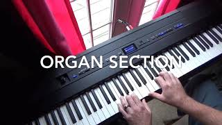 Yamaha P515 Preset voices