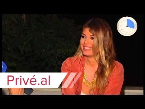 60 SEKONDA INTERVISTE: ANGJELA MARTINI