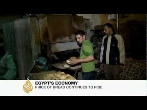 Egypt government targets bread subsidies