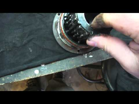 How To Replace Factory Auto Locking Hubs With Manual Hubs Ford