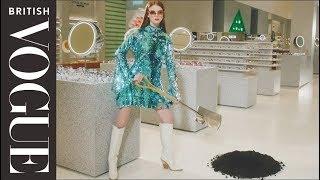 Everything Looks Better In Eyewear | British Vogue & Selfridges
