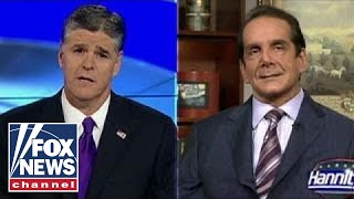 Sean Hannity pays tribute to Charles Krauthammer