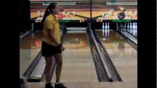 Danielle McEwan and Adileen Pointer Slow Motion 2012 Tournament of the Americas