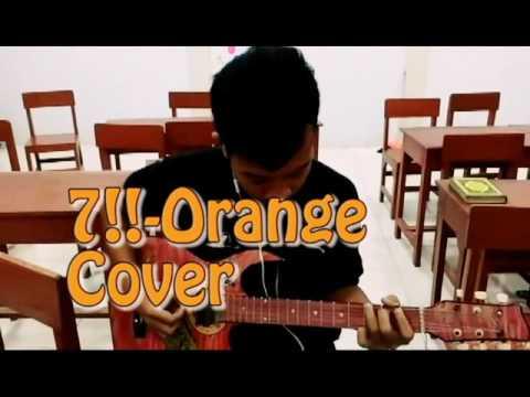 Orange 7 Oops (Lirik Indonesia) - Alpha Project
