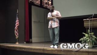 Video: Barack Obama did nothing for Black People - Umar Johnson