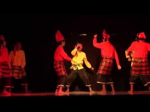 Tari Gandrang Bulo mahasiswa Senirupa Unismuh Makassar video